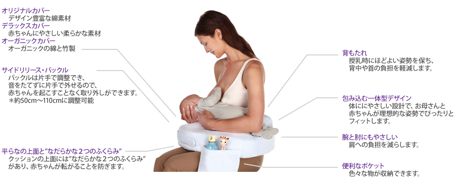 nursing-pillow-product-features